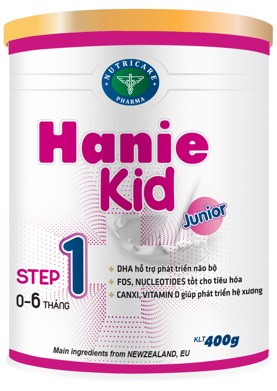 HANIE KID JUNIOR 1