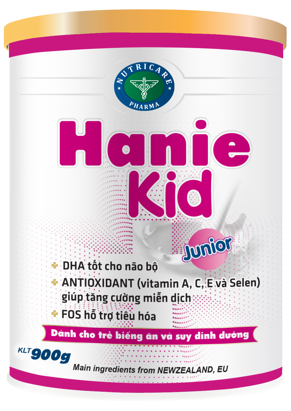 Hanie Kid Junior