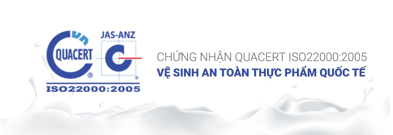 Chứng Nhận  ISO 22000:2005