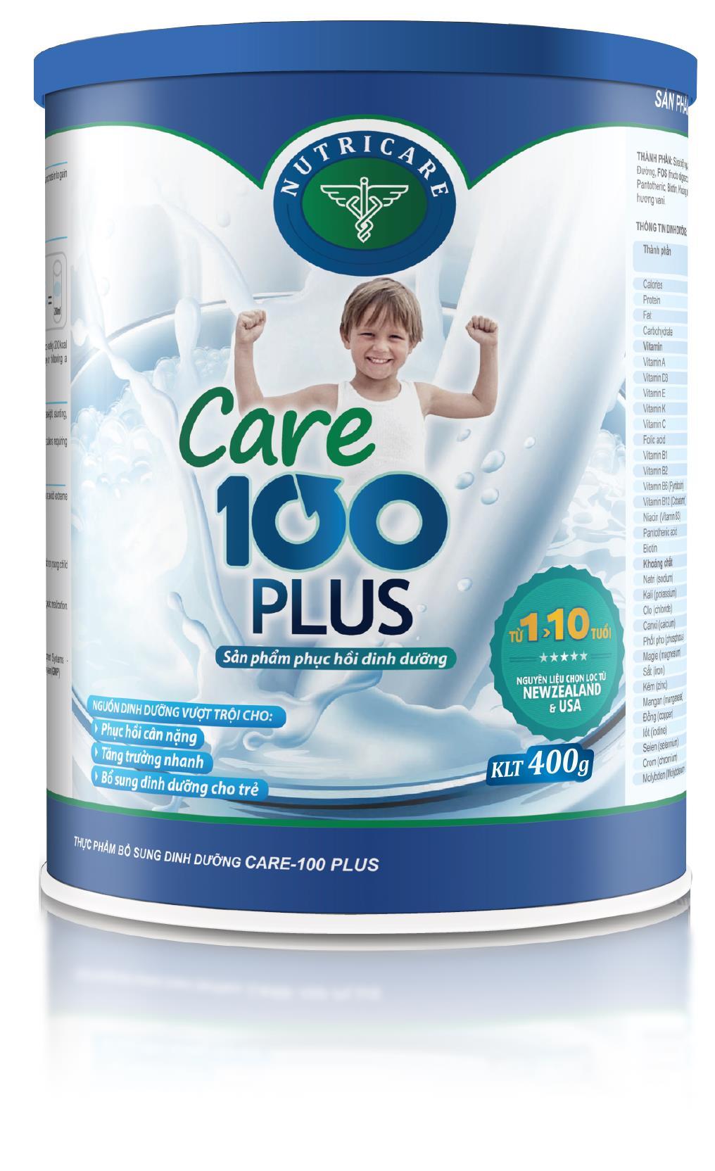 CARE 100 PLUS