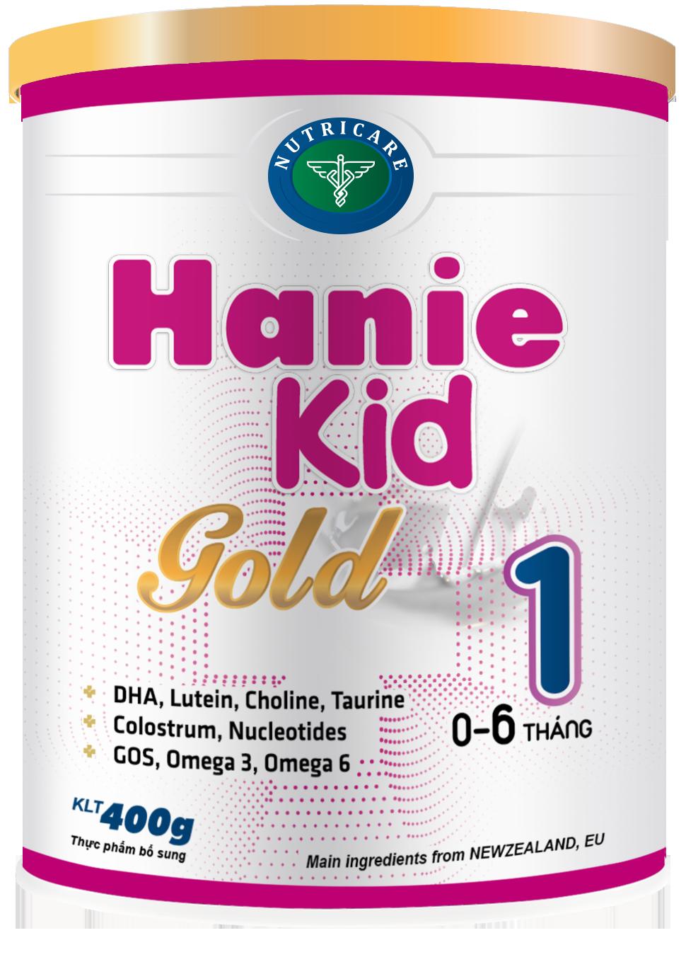 Hanie Kid Gold 1