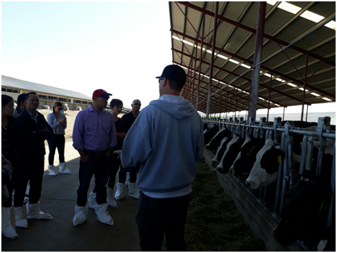 """NUTRICARE góp mặt trong hội thảo: """"Dairy Nutrition: An Engine for Economic Growth"""" tại Boise, Idaho, Mỹ"""
