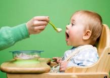 Thực Đơn Phục Hồi Trẻ Suy Dinh Dưỡng - Cho Trẻ 8–12 Tháng Tuổi