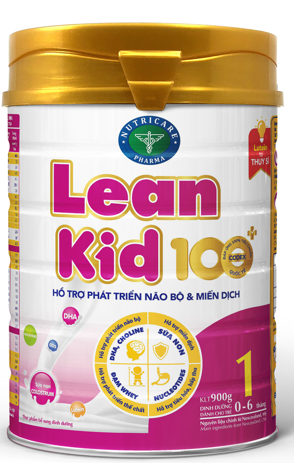 LEANKID 100+ 1