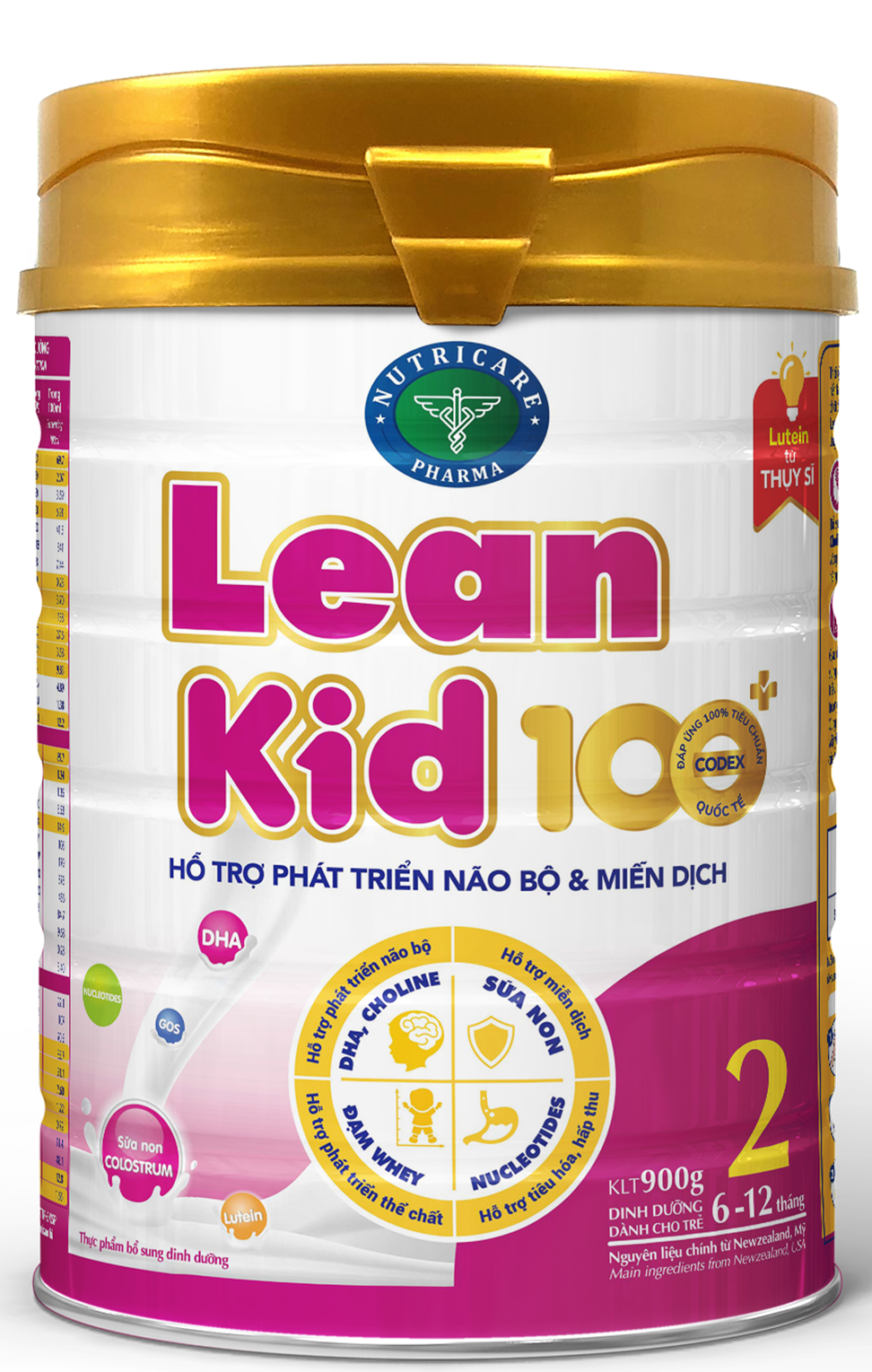 LEANKID 100+ 2
