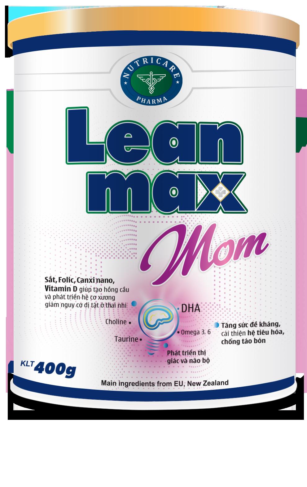 LEANMAX MOM