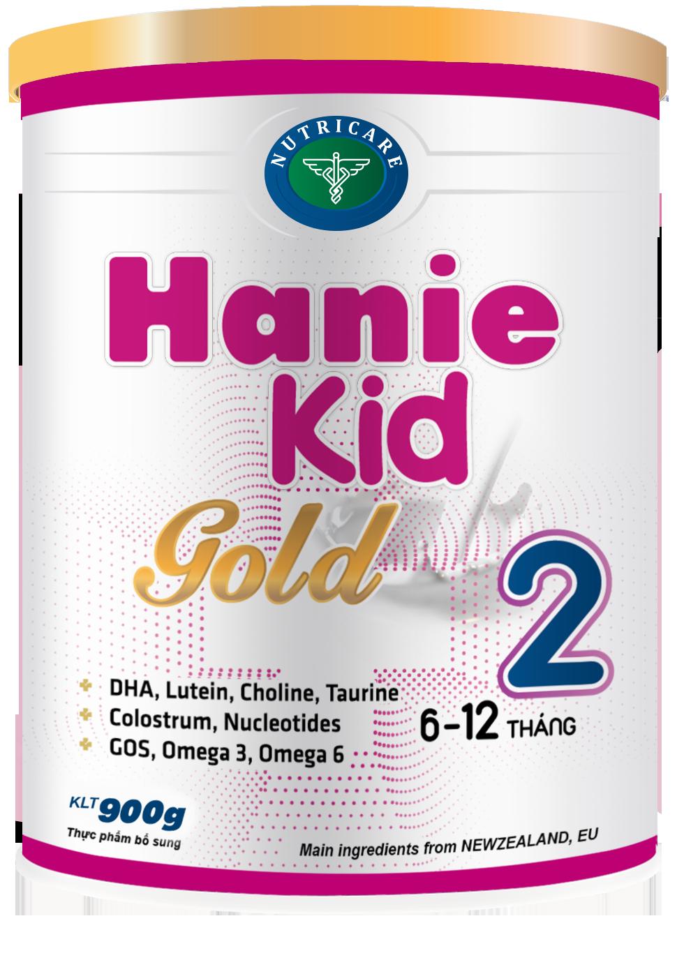 HANIE KID GOLD 2