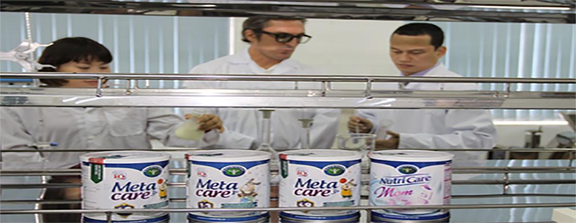 NUTRICARE – TOP 100 SẢN PHẨM DỊCH VỤ TỐT NHẤT CHO GIA ĐÌNH & TRẺ EM 2016