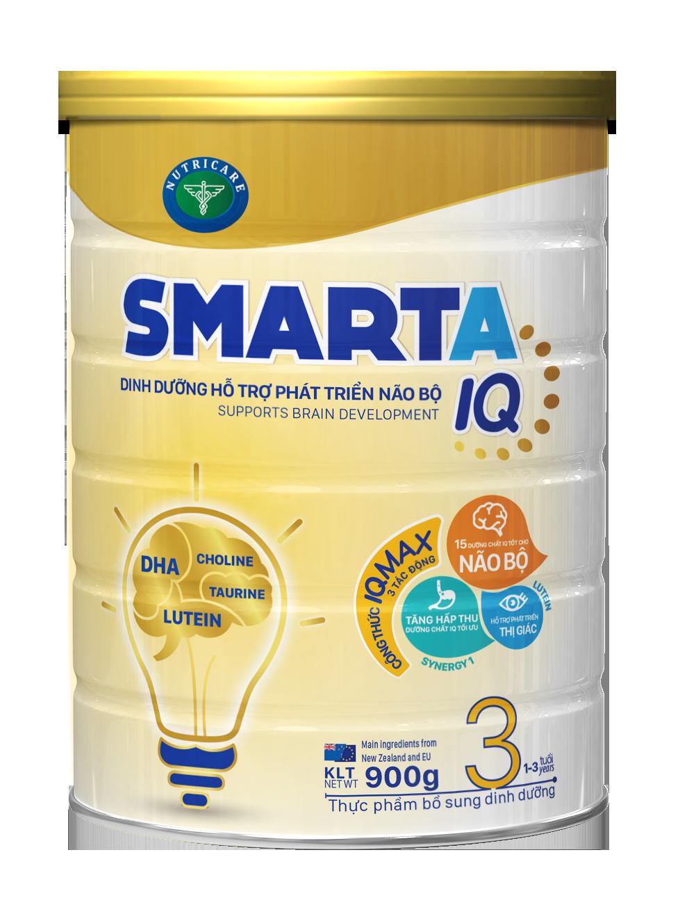 SMARTA IQ 3