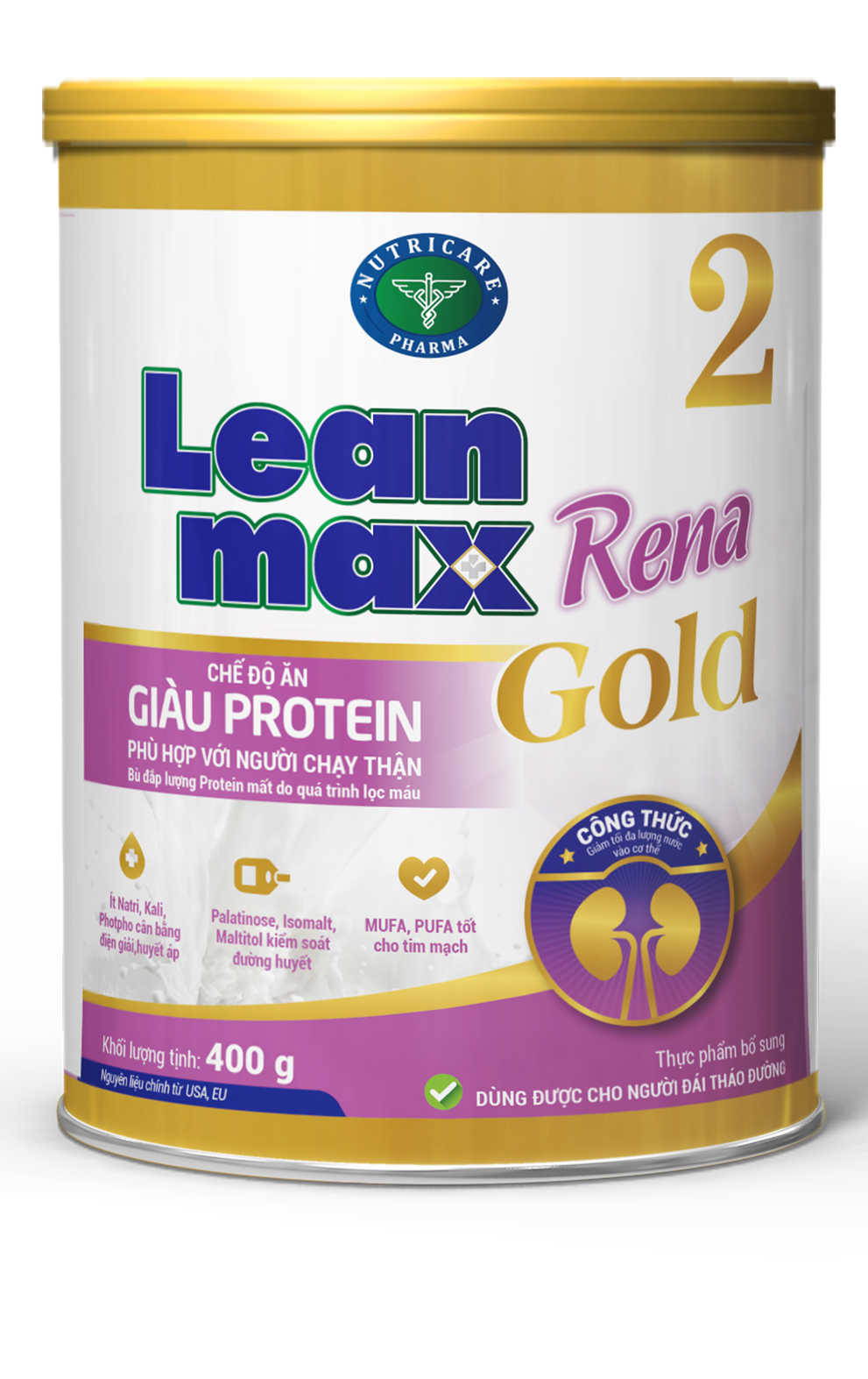 LEANMAX RENA GOLD 2