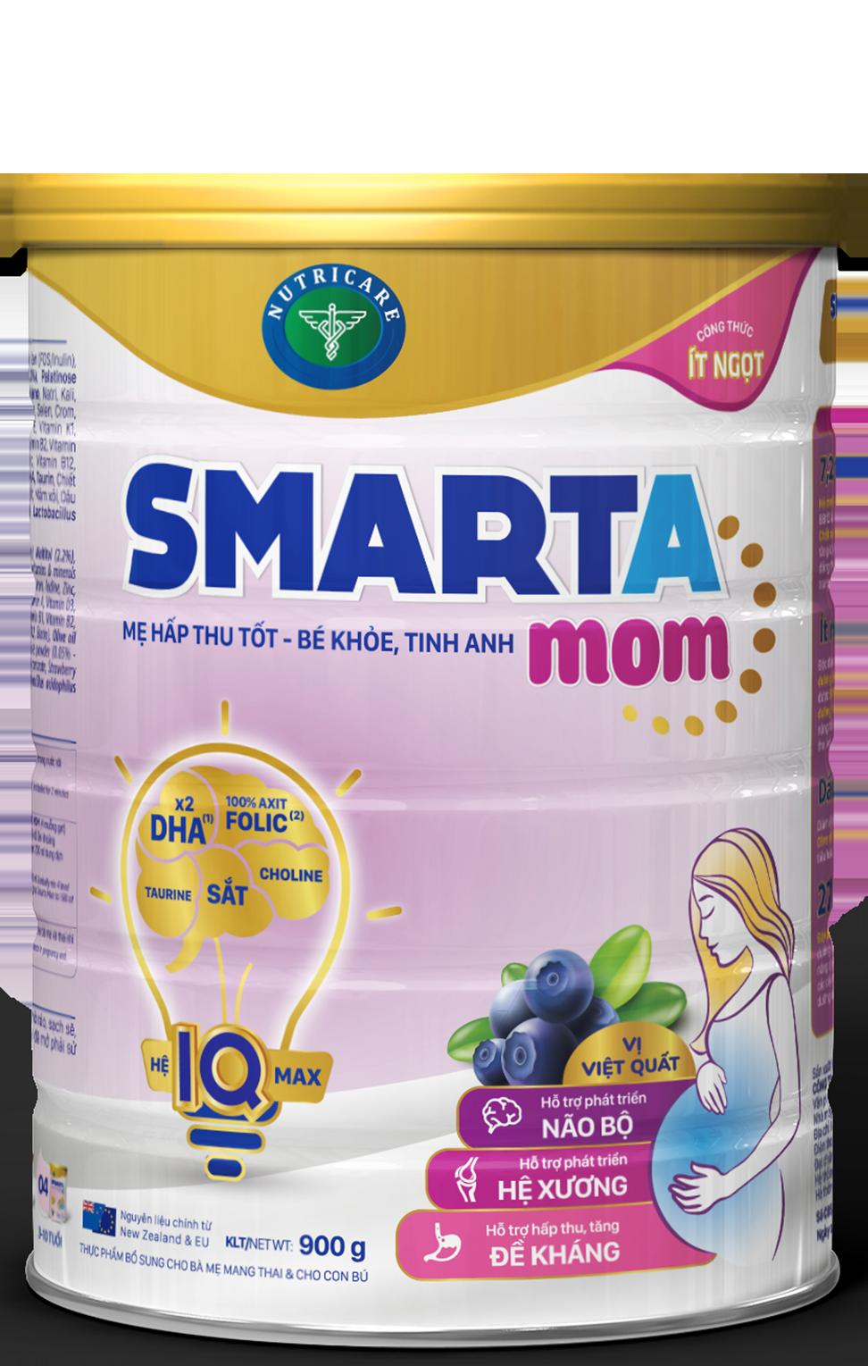 SMARTA MOM VỊ VIỆT QUẤT