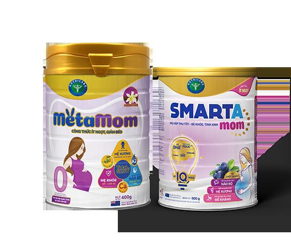 Dinh dưỡng cho phụ nữ trước, trong khi mang thai & cho con bú