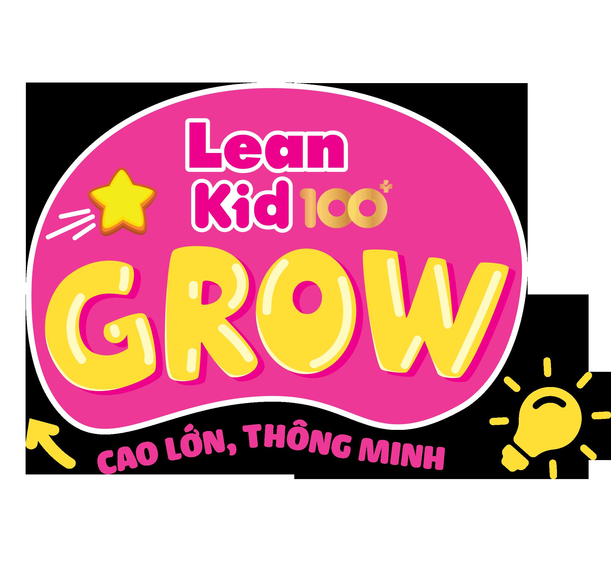 LEANKID 100+ GROW