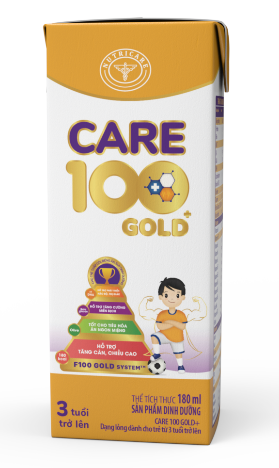 CARE 100 GOLD + PHA SẴN
