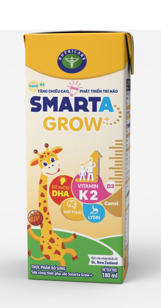 SMARTA GROW + PHA SẴN
