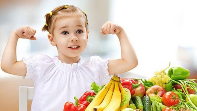 các biện pháp tăng cường hệ miễn dịch cho trẻ