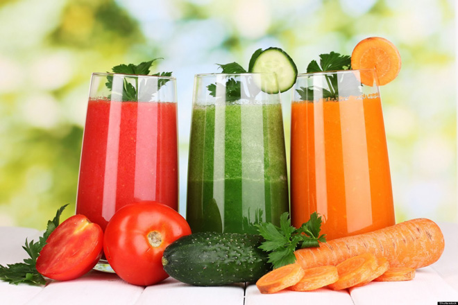 nước hoa quả tăng cường sức đề kháng