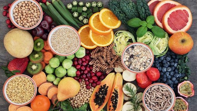 Thực phẩm hỗ trợ tăng sức đề kháng trong mùa dịch