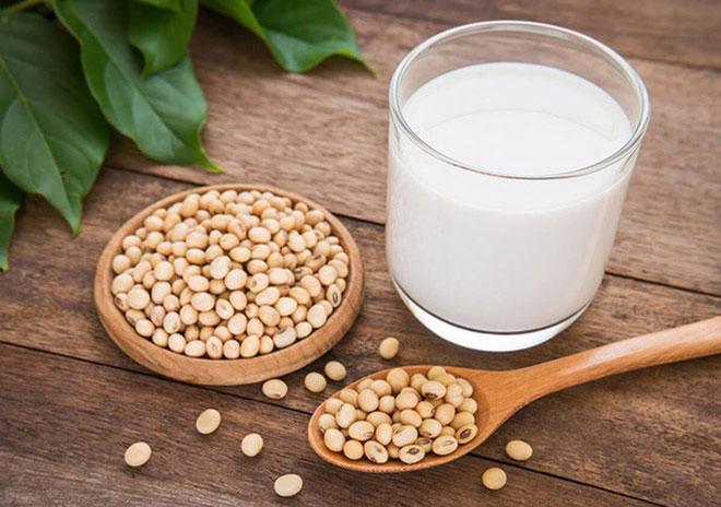 cách dùng sữa đậu nành cho người bệnh tuyến giáp